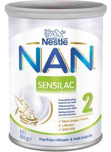 Nestlé NAN Sensilac 2 Milk Formula 6+ Months