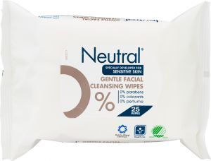 Neutral Make-up Remover Wipes