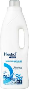 Neutral Fabric Softener