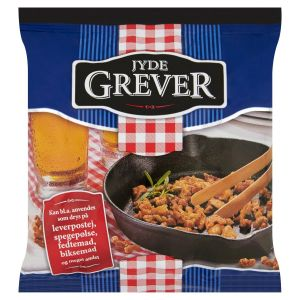 OK Snacks Jydegrever / Fedtegrever