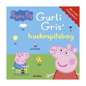 Peppa Pig, Gurli Gris' huskespilsbog