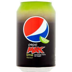 Pepsi Max Lime 0,33 L