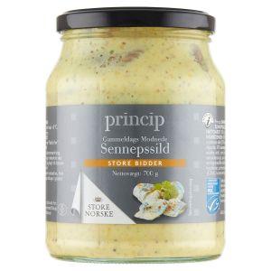 Princip Mustard Herring Large Bites