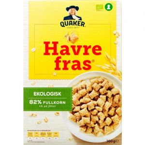 Quaker Havrefras Organic