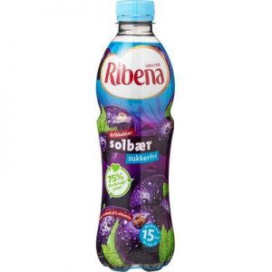 Ribena Black Currant Sugar-free 0,5 L