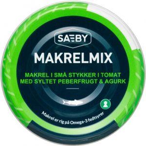 Sæby Mackerelmix Peppers & Cucumber