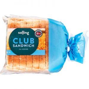 Salling Club Sandwich Brød