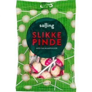Salling Lollypops with Salmiak Powder