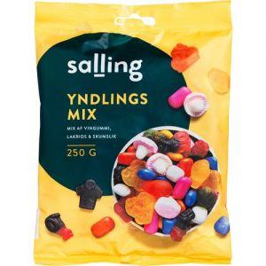 Salling Yndlings Mix