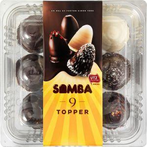Samba Multi Topper Flødeboller (At your own risk)