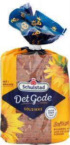 Schulstad Solsikke Rugbrød 0,5 kg