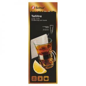 Schur Tea Filters Long