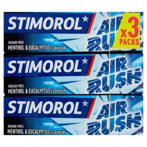Stimorol Air Rush Menthol Eucalyptus