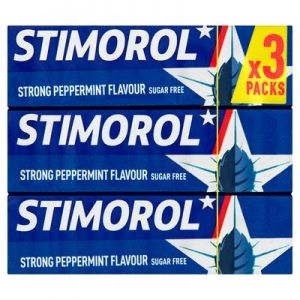 Stimorol Strong Peppermint