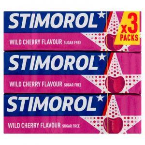 Stimorol Wild Cherry