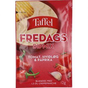 Taffel Fredags Dipmix