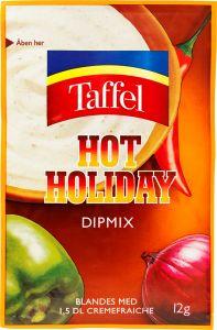 Taffel Hot Holiday Dipmix