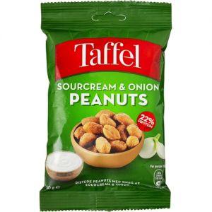Taffel Sourcream & Onion Peanuts