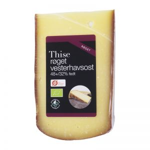 Thise Smoked North Sea Cheese