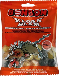 Toms BonBon Kloakslam