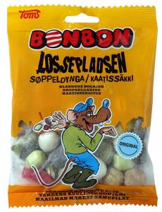 Toms BonBon Lossepladsen