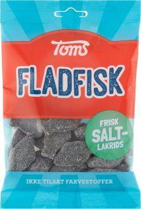 Toms Fladfisk