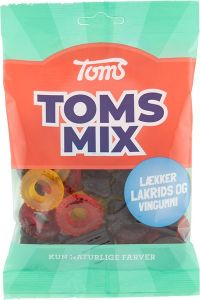 Toms Toms Mix