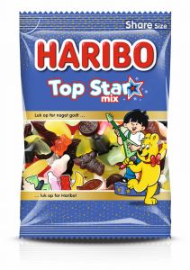 Haribo Top Star Mix 0,35 kg