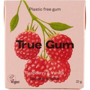 True Gum Raspberry & Vanilla