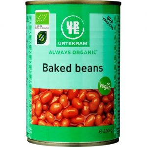 Urtekram Organic Baked Beans