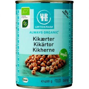 Urtekram Organic Chickpeas