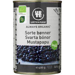 Urtekram Organic Black Beans