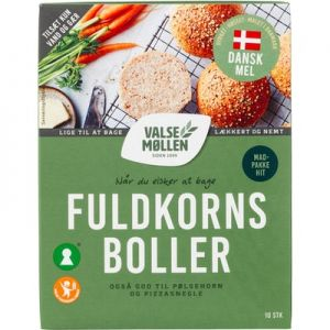 Valsemøllen Whole Grain Buns Mix