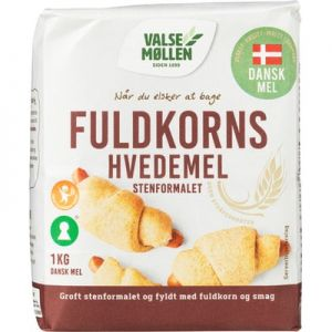 Valsemøllen Whole Grain Wheat Flour