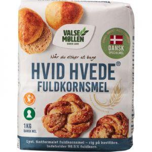 Valsemøllen White Wheat Whole Grain Flour
