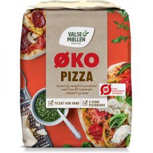 Valsemøllen Organic Pizza Mix