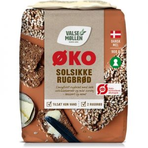 Valsemøllen Organic Sunflower Rye Bread Mix