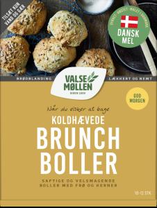 Valsemøllen Cold Raised Brunch Buns Mix