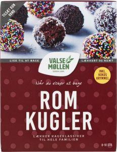 Valsemøllen Rom Kugler Mix