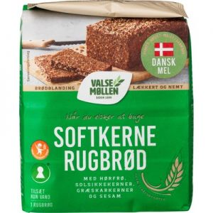 Valsemøllen Soft Kernel Rye Bread Mix