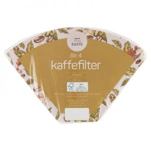 Vores Coffee Filters White