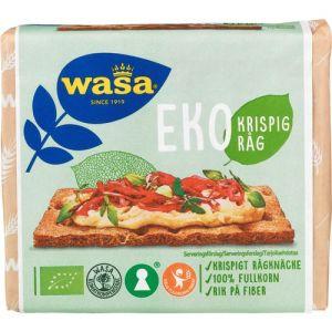 Wasa Organic Crispy Whole Grains