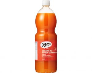 X-tra Syrup Orange Raspberry