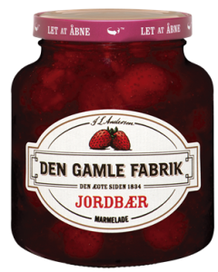 Den Gamle Fabrik Strawberry