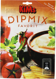 KiMs Dip Mix Favorit