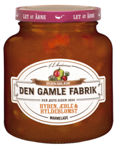 Den Gamle Fabrik Rosehip, Elderflower & Apple