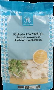 Urtekram Organic Roasted Coconut Chips
