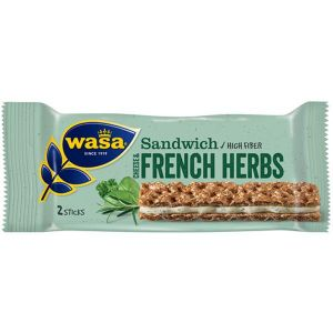 Wasa Cheese & French Herbs 3-pack
