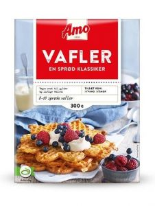 Amo Waffle Mix