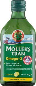 Möller's Tran Citrus 0,25 L